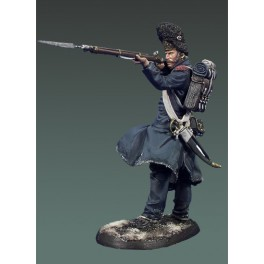 Andrea 54mm. French Imperial Guard Grenadier 1812 figure kits.