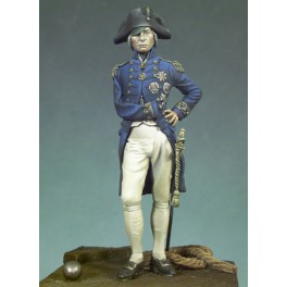 Andrea ,54mm.Vice-Admiral Horatio Nelson, Trafalgar 1805,historical figure kits