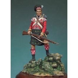 Andrea miniatures,92nd (Gordon) Highlanders (1815)Metal figure kits.