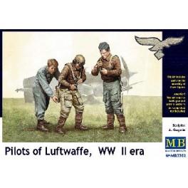 PILOTES ET MECANICIEN LUFTWAFFE (Bombardiers et Stukas début 2e GM)