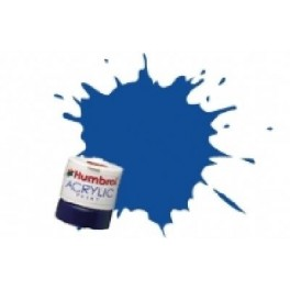 BLEU ACRYLIQUE  Peinture Humbrol 25 14 ML