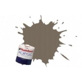 ACRYLIQUE TERRE FONCE - Peinture Humbrol 29  14 ML