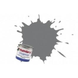GRIS FONCE MAT ACRYLIQUE.Peinture Humbrol  14 ml.