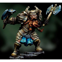 Andrea miniatures,54mm.Grandar, Fierbeard figure kits.
