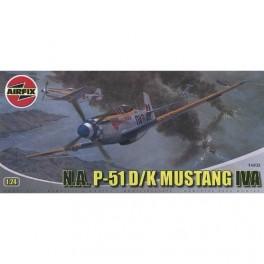 Airfix 1/24e NORTH AMERICAN MUSTANG P-51K MUSTANG