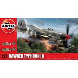 Maquette HAWKER TYPHOON Mk. IB au 1/72e.