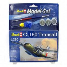 Maquette MODEL SET C - 160 TRANSALL Revell 1/220e.