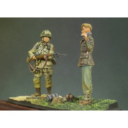 Andrea miniatures,54mm.D-Day after (1944).
