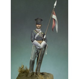 Andrea miniatures,54mm.17e Lancier,Crimée,1854.