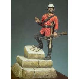 Andrea miniatures,54mm.L'Homme Qui Voulait Etre Roi.