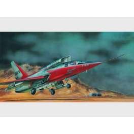 "Trumpeter 1/72e NORTH AMERICAN F-107A ""ULTRA SABRE"""