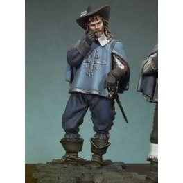 Andrea Miniatures 54mm. Figurines des trois mousquetaires Athos.