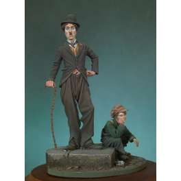 Andrea miniatures,54mm.Charlo Et Le Kid.