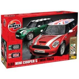 Airfix 1/32eCOFFRET MAQUETTE - RACING MINIS