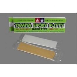Mastic époxy rapide Tamiya.