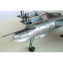 Trumpeter 1/72e TUPOLEV Tu-95 MS Bear-H