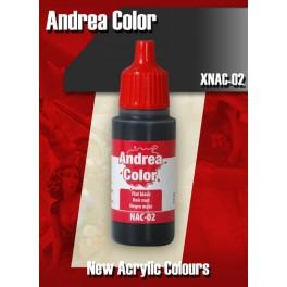 Andrea miniatures,Flat Black.
