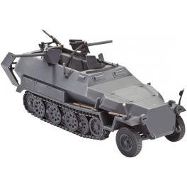 Maquette Sd.Kfz. 251/16 Ausf.C - Armée Allemande 2ème guerre mondiale Revell 1/72e.