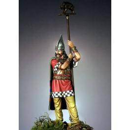 54mm.Pegaso.Porte enseigne Celte 1er siècle avant JC.