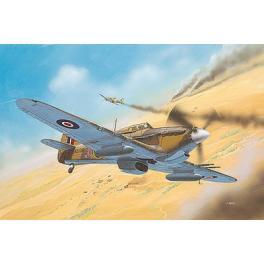 HAWKER HURRICANE Mk II C Maquette 72e Revell.