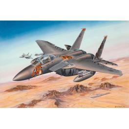 "F-15 ""EAGLE"" - EASY KIT Maquette Revell 1/100e."