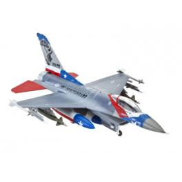 LOCKHEED-MARTIN F-16C FIGHTING FALCON maquette 1/144e Revell.