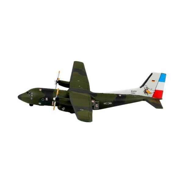 """Maquette AEROSPATIALE MBB C160 """"TRANSALL"""" Revell 1/220e."""