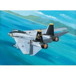 "GRUMMAN F-14A ""TOMCAT"" Maquette 1/144e Revell."