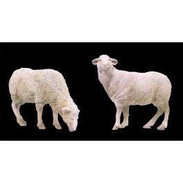 Andrea miniatures,54mm.Metal Sheep