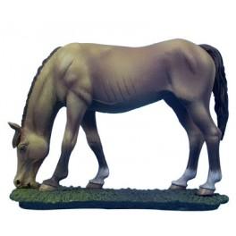 Andrea miniatures,54mm.Grazing horse.
