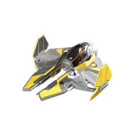 ANAKIN'S JEDI starfighter star warseasy kit pocket échele variable Revell.