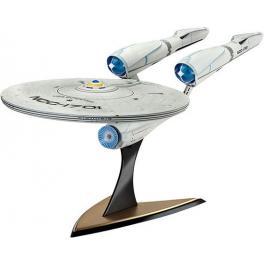 """Maquette U.S.S. Enterprise NCC 1701 """"INTO DARKNESS"""" REVELL 1/500e."""