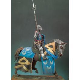 Andrea miniature,90mm.Chevalier.1400.figurine à peindre,