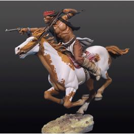 Andrea miniatures,54mm.Apache.