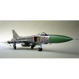 SUKHOI SU-15 FLAGON-A 1970-80. Maquette avion Trumpeter 1/48e