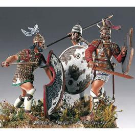 Historical figure kits,The war of Troia.