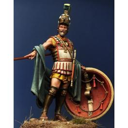 Figurine de collection Général Grec  75mm