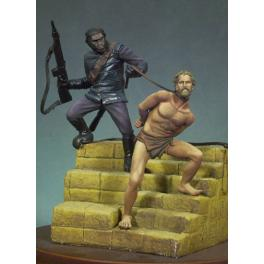 Andrea miniatures,54mm figure kits.The Empire of The Apes (480 BC).