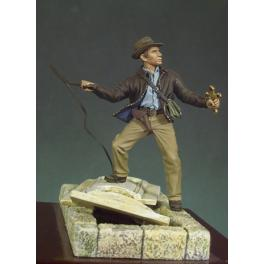 Andea miniatures,54mm figure kits.1930´s Adventurer.