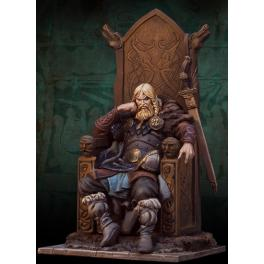 Andrea Miniatures 54mm.Norse Lord 800 A.D.Viking figure kits.
