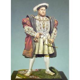 Figurine de Henry VIII 1537 Andrea miniatures 54mm