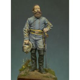 Andrea miniatures,54mm.Jeb Stuart,1863 figure kits.