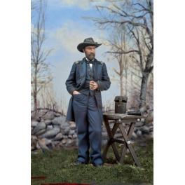 Andrea miniatures,54mm.General Ulysses S. Grant,1864 figure kits.