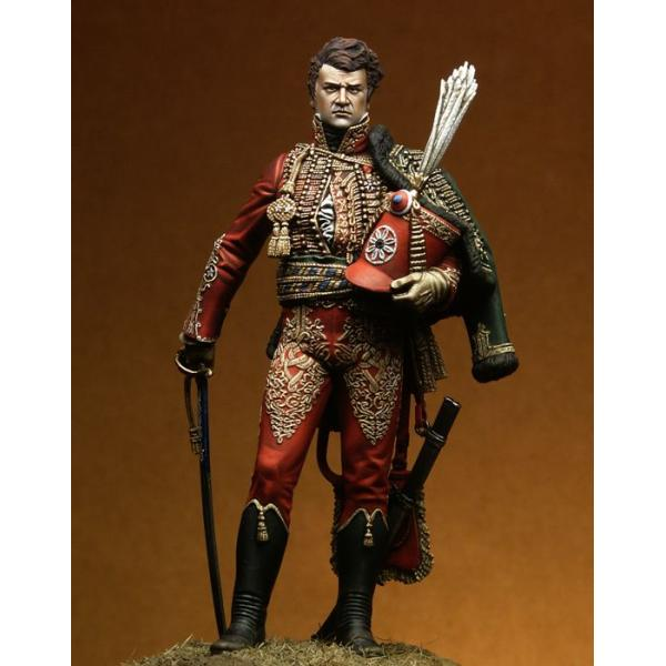 Historical figure kits 90mm Pegaso.General Francois Fournier-Sarloveze.