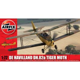 Maquette du  DE HAVILLAND DH.82a TIGER MOTH