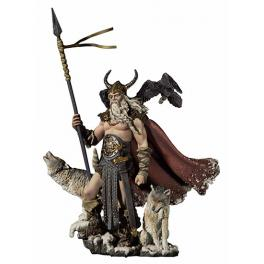 Historical figure kits, Odin en 54mm by Andrea Miniatures.