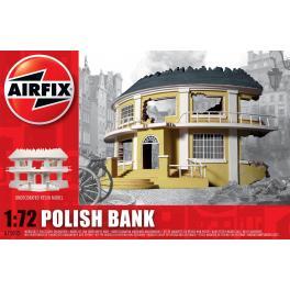 Diorama Airfix 72e-Banque en ruine.