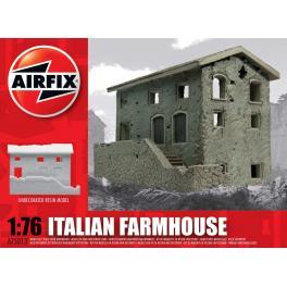 Diorama 76e Airfix-Ferme Italienne.