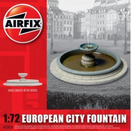 Diorama 72e Airfix- Fontaine de ville.