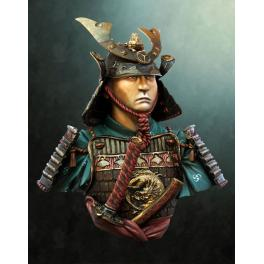 Samourai Bust by Pegaso Models.